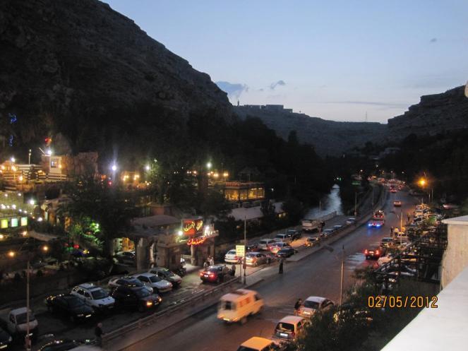 Lovely Damascus